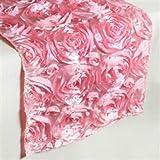 FidgetFidget Ribbon 3D 12'' x 138'' Pink11.8 x108(30x275cm)