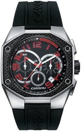 raspador hielo cavar  Carrera Men's CW66431.17C052 Sporty Chronograph Polyurethane Watch: Carrera:  Amazon.ca: Watches