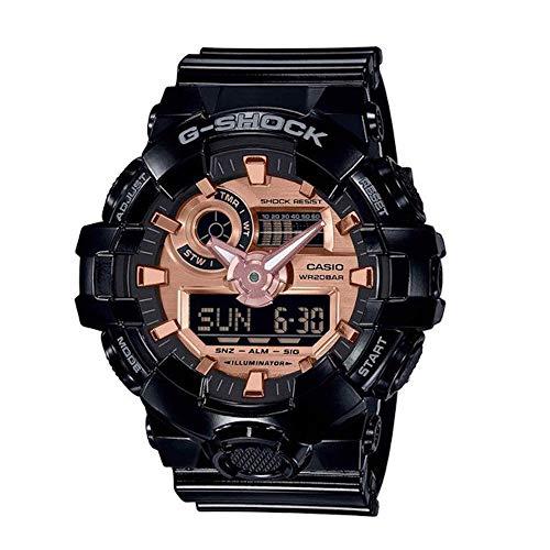 G-Shock Men's GA700MMC-1A Black One Size