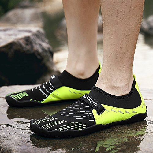 Barefoot Skin Quick Yoga Black Shoes Surfing Dry Green Green Aqua Purple Diving Beach Mens Water Unisex NEOKER Blue Womens Swimming Sports Socks Ladies Slipper q8PYxYH