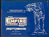 The Empire Strikes Back Sketchbook, Joe Johnston and Nilo Rodis-Jamero, 034528836X