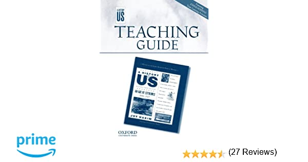 An Age of Extremes Middle/High School Teaching Guide, A History of ...