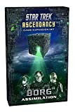 Gale Force 9 Star Trek Ascendancy Borg Assimilation Board Games