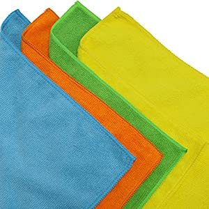 SimpleHouseware Microfiber Cleaning Cloths