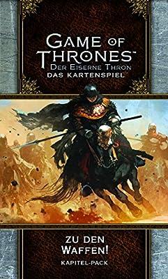 Fantasy Flight Games Juego ffgd2359 Got: 2. Echo-Basis ed. – zu den Waffen: Amazon.es: Juguetes y juegos