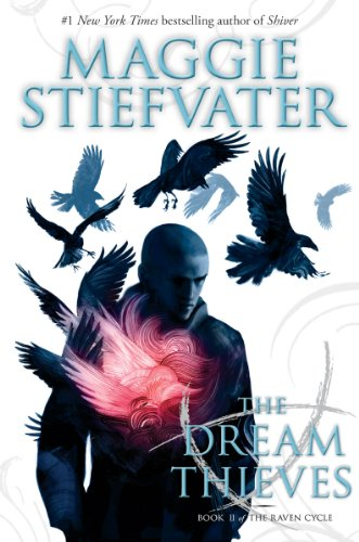"""The Dream Thieves (The Raven Boys #2) (Raven Cycle)"" av Maggie Stiefvater"