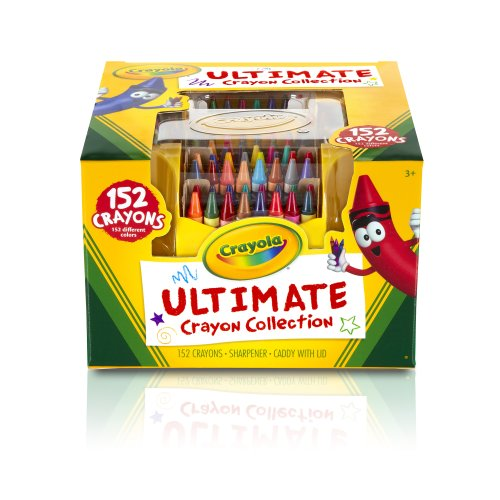 Ultimate Crayon Collection by -