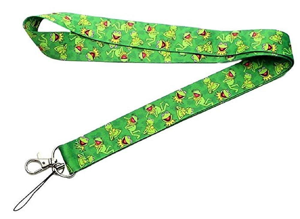 Kermit The Frog ID Holder LANYARD Keychain