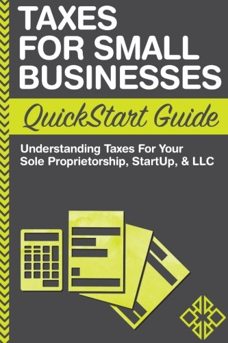 Taxes Businesses QuickStart Understanding Proprietorship product image