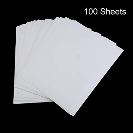 Mandalaa - Papel de Transferencia para Impresora (100 Unidades, A4 ...