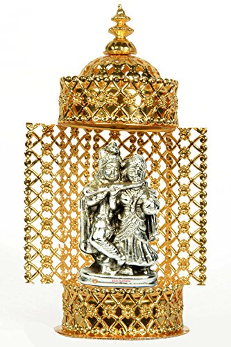 Parad Radha Krishna Idol For Home/Office/Gift ()