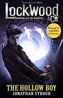 Lockwood & Co: The Screaming Staircase: Book 1: Amazon.co.uk ...