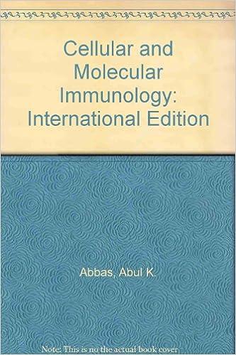 Book Cellular and Molecular Immunology: International Edition