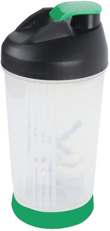 Dynamovolition Coctelera de jugo portátil Colador de botella Rodillo de mezcla manual Exprimidor sin electricidad Batidora Gadgets de cocina