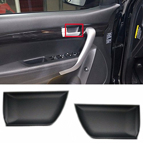 Inside Door Handle Inner Cover Cap LH RH 2P For KIA 2010-2014 Sorento OEM (Inner Door Handle Cap)