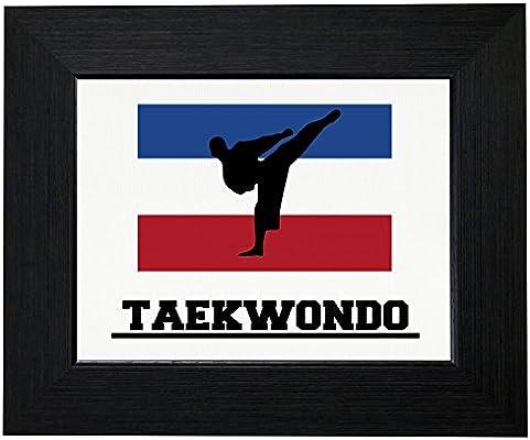Taekwondo Wall Flag