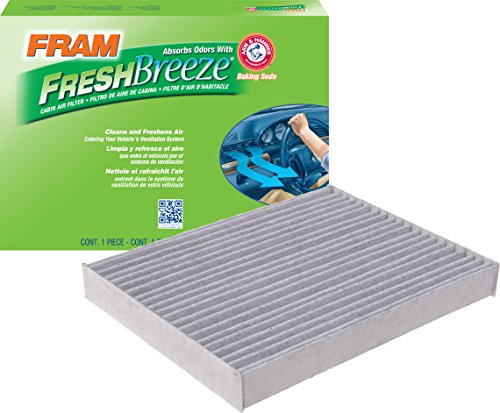 FRAM CF12002 Fresh Breeze Cabin Air Filter