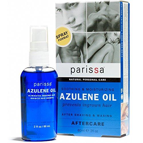 Parissa Azulene Oil, 2 Fluid Ounce (Azulene Wax)