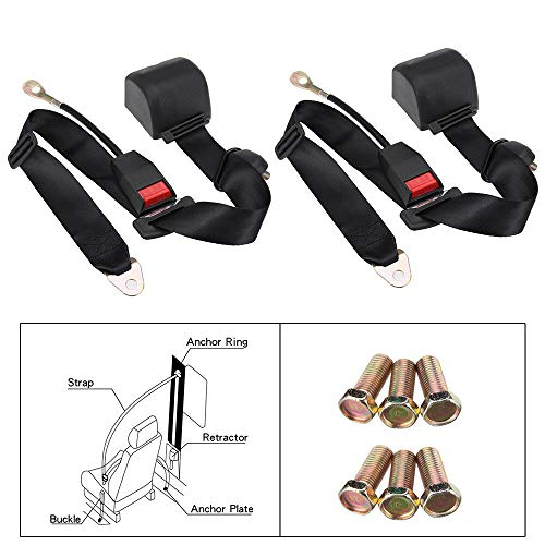 Universal Adjustable Retractable 3Point Safety product image