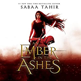 Image result for an ember in the ashes audiobook