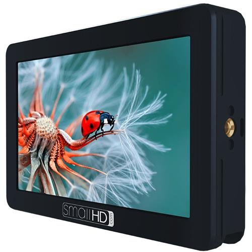 SmallHD FOCUS 5'' On-Camera Monitor Kit with EN-EL14 Faux Battery Adapter to Nikon Cameras by SmallHD (Image #2)