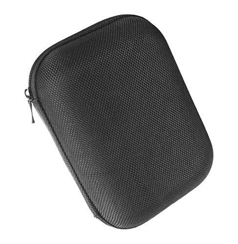 FitSand Hard Case for Ayyie 10000mAh Solar Charger Power Bank Portable External Backup Battery Travel Zipper Carry EVA Box