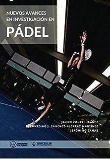 Nuevos avances en investigación en Pádel