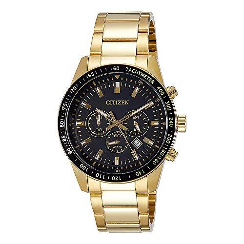 Citizen Chronograph Black Dial Men's Watch - AN8073-55E