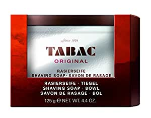 Tabac Original By Maurer & Wirtz For Men. Shaving Soap Bowl 4.4 Ounces