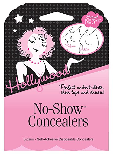 Hollywood Fashion Secrets No-Show Nipple Concealers (Disposable - Shops Hollywood In