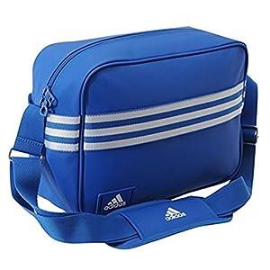 adidas messenger bag blue