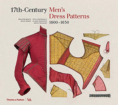 17th-Century Men's Dress Patterns ()