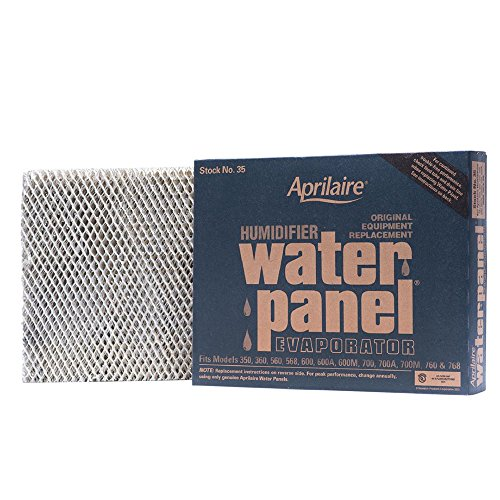 Aprilaire 35 Water Panel for Humidifier Models 350, 360, 560, 568, 600, 700, 760, 768; Segregate Pack
