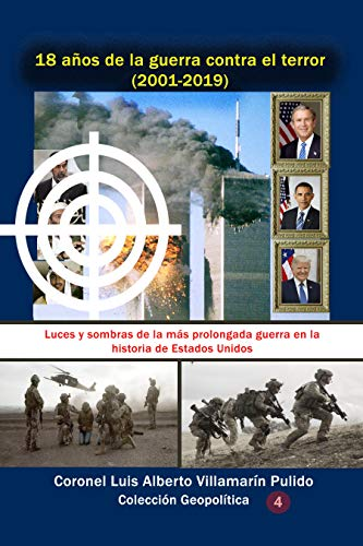 portada amazon kindle 18 años de la guerra