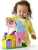 Fisher-Price Little People Disney Princess, Wheelies Playset Doll