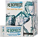 Biofreeze Pain Relieving Gel with Soothing Menthol, 3 ml Packet - MS61250 (400 packets)