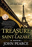Treasure of Saint-Lazare: A Novel of Paris (The Eddie Grant Series Book 1)