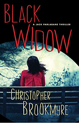Black Widow: A Jack Parlabane Thriller cover
