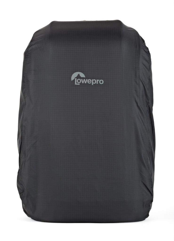 Lowepro ProTactic 350 AW II Black Pro Modular Backpack with All Weather Cover for Laptop Up to 13 Inch, Tablet, Canon/Sony Alpha/Nikon DSLR, Mirrorless CSC and DJI Mavic Drones LP37176-PWW by Lowepro (Image #4)