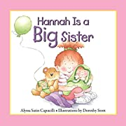Hannah Is a Big Sister (Hannah & Henry Series)