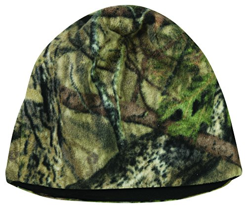 Mossy Oakreversible Fleece Camo Beanie ()