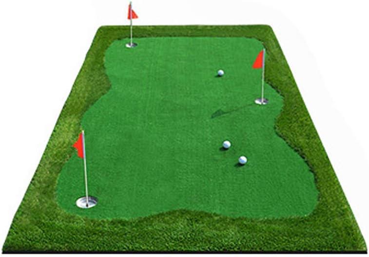 ゴルフマットホームゴルフマットプレミアムレジデンシャル裏庭ゴルフ練習練習打撃マット(サイズ:1 * 3m)