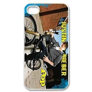 Justin Bieber Custom Case for Iphone 4,4s