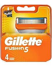 Gillette Fusion 5 ersättningsblad för män, 4 stycken