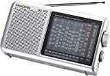 Sangean SG-622 AM / FM /SW 1-10 Compact World Band Receiver