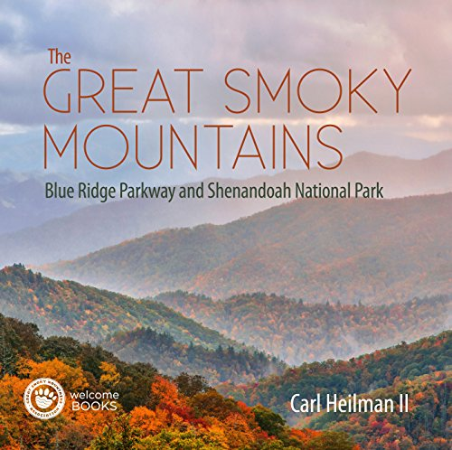 Stunning photographs celebrate the Great Smoky Mountains National Park, iconic Blue Ridge Parkway, Biltmore Estate, and Shenandoah Valley and National Park.   Extending from Virginia to northern Georgia, the Blue Ridge Mountains include Great Smoky M...
