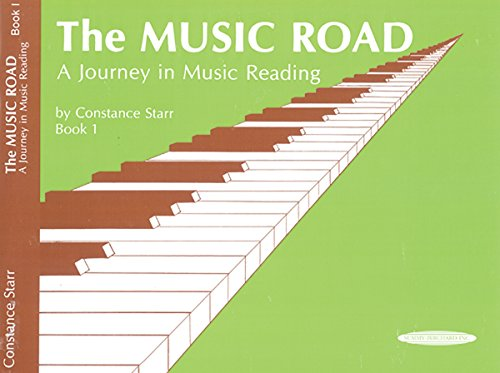 Starr Piano - The Music Road, Bk 1: A Journey in Music Reading (Suzuki Piano Reference)