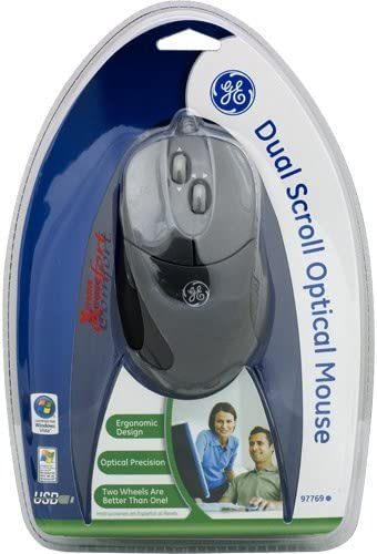 GE HO97769 Deluxe Optical Mouse