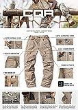 CQR CLSX Men's Tactical Pants, Water Repellent