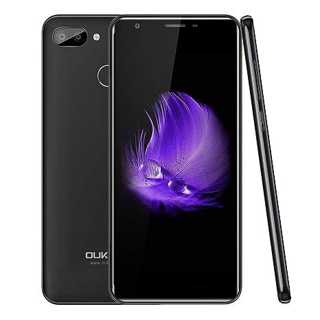Oukitel C11 Pro, Teléfono Móvil Libre 4G Dual SIM, 18:9 Pantalla 5.5
